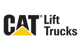 Logo CAT Lift Trucks